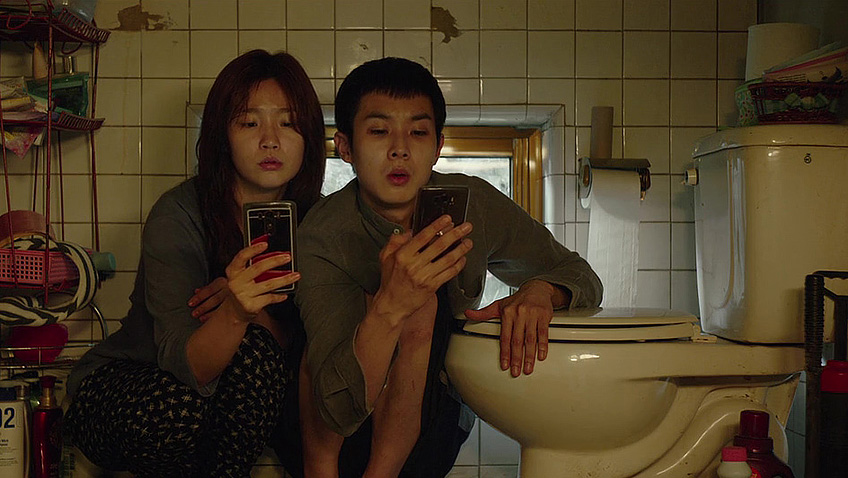 Boon Joon-ho's lauded film is exquisitely made, but hollow