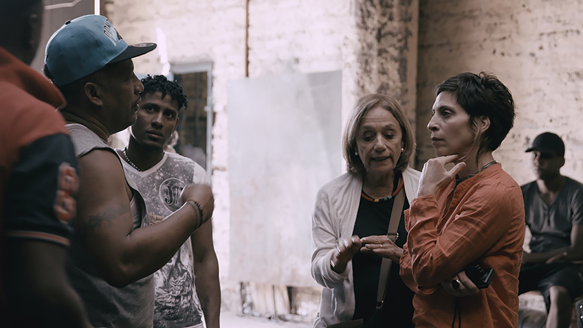 Leilani Farha in Push - Credit Janice d'Avila