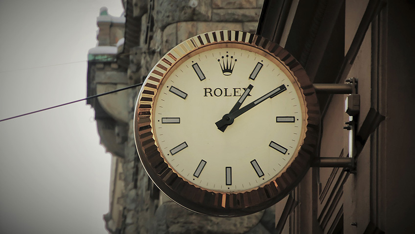A luxury staple: the history of the Rolex