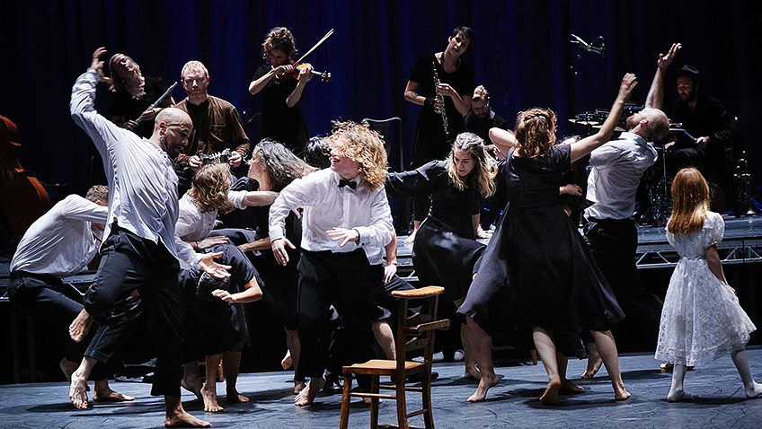 Michael Keegan-Dolan is back with a new work of phenomenal energy