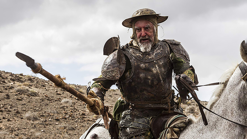 Jonathan Pryce in The Man Who Killed Don Quixote - Credit IMDB