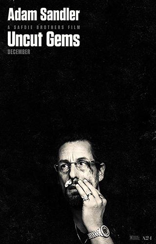 Uncut Gems cover - Credit IMDB