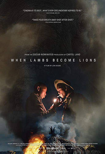 When Lions Become Lambs cover - Credit IMDB