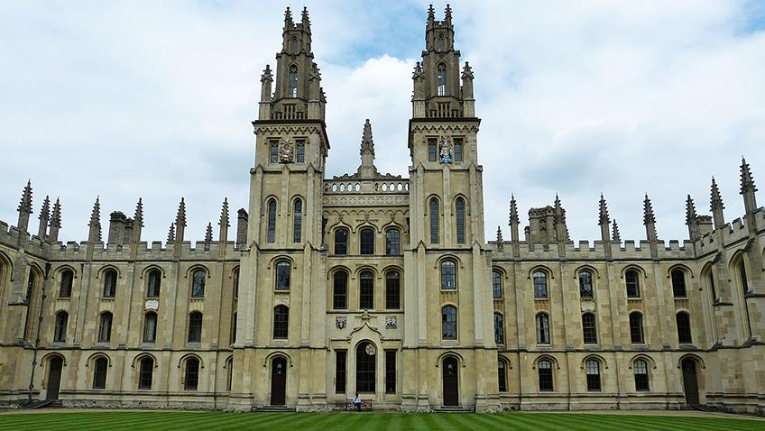Oxford professor wins age discrimination case