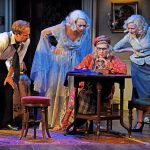 Blithe Spirit is not as blithe as it should be
