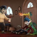 Pixar delivers a magical tale of elfin brotherly bonding.