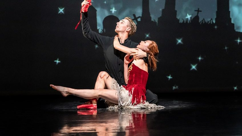 Matthew Bourne's The Red Shoes – A ballet within a ballet