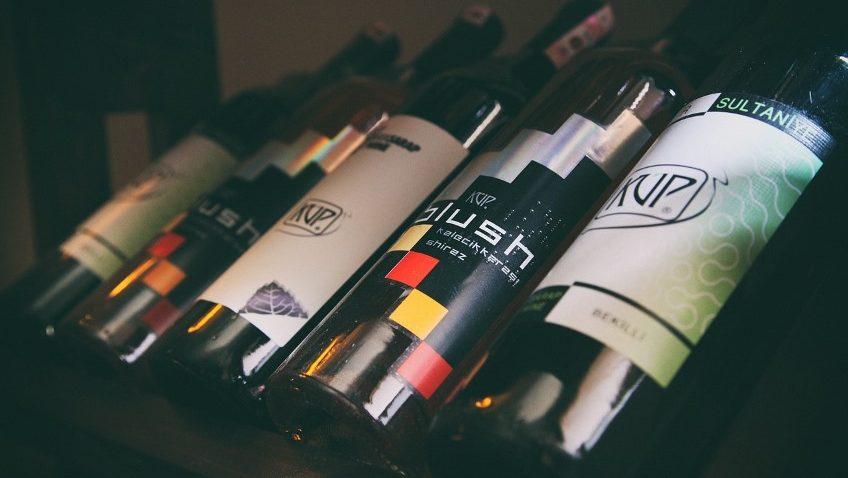 Instagrammable wine labels