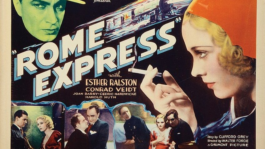 WATCH OLD FILMS AT HOME: Rome Express, Sleeping Car to Trieste and Night Train to Munich –  reviewed by Robert Tanitch