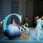 Robert Tanitch reviews the Royal Opera House's Cinderella on line