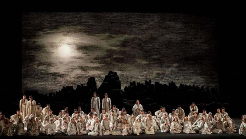 Robert Tanitch reviews Opera Roma's Nabucodonosor on line