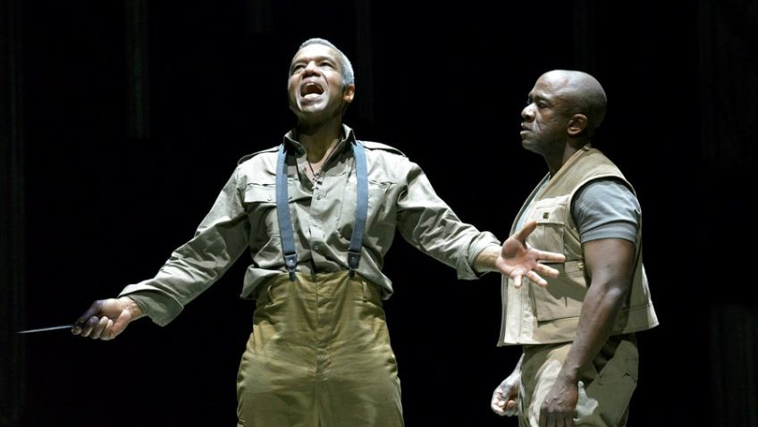 Robert Tanitch reviews the RSC's Othello on line