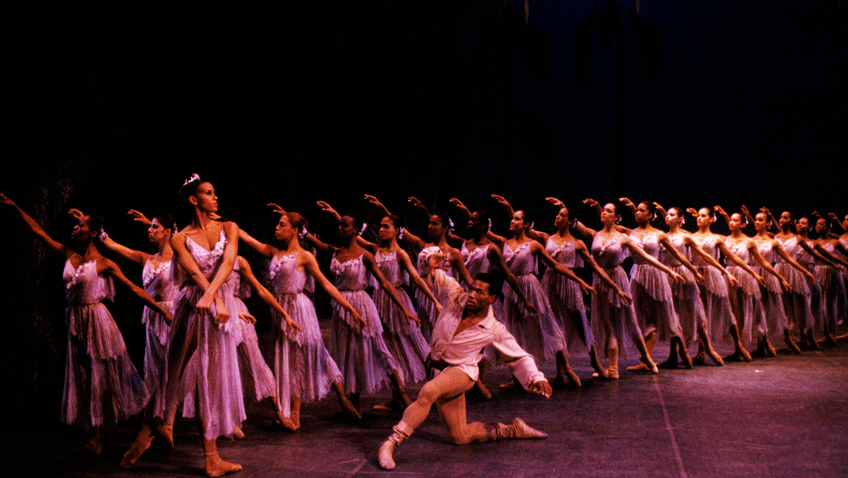 Robert Tanitch reviews Dance Theatre of Harlem's Creole Giselle on line