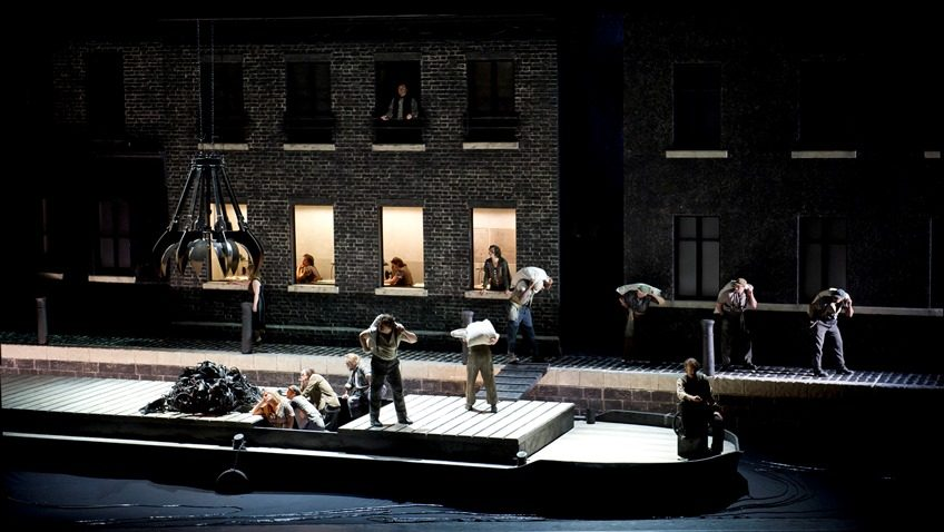 Robert Tanitch reviews The Royal Opera House's Il Trittico on line