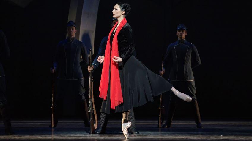Robert Tanitch reviews Dutch National Ballet's Mata Hari on line