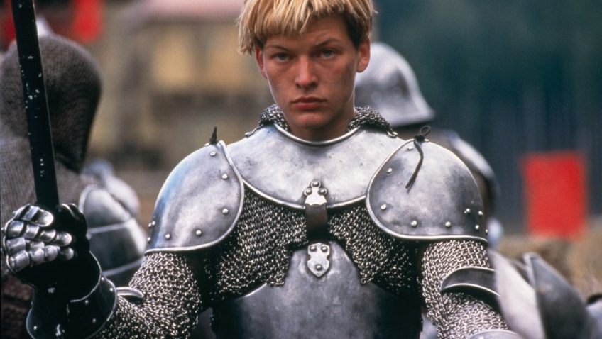 WATCH FILMS AT HOME: Joan of Arc -The Messenger and The Fifth Element  –  reviewed by Robert Tanitch