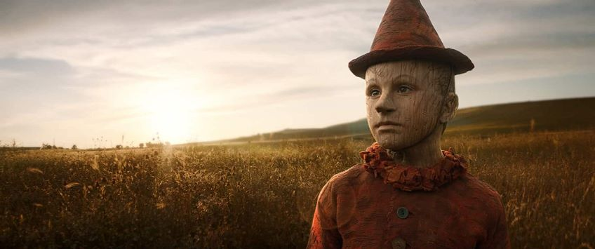 Matteo Garrone's dazzling film Pinocchio is more than worthy of Disney's 1940 classic.