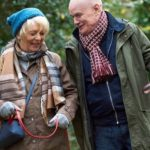 Alison Steadman and Dave Johns inject some sparks into this predictable, familiar romantic drama.