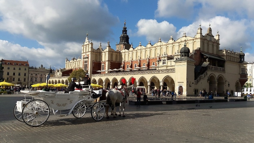 Polish historic monuments – spend a weekend in charming Krakow