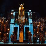 Robert Tanitch reviews Guiseppe Verdi's Nabucco on line.