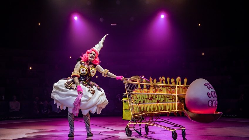 Robert Tanitch reviews The National Theatre's Dick Whittington on line