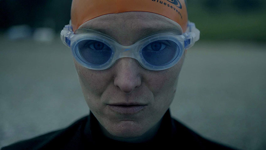 An unmissable film for open water swimmers and single mums