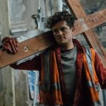 Orlando Bloom astonishes in a topical British feature debut that does not do him justice.