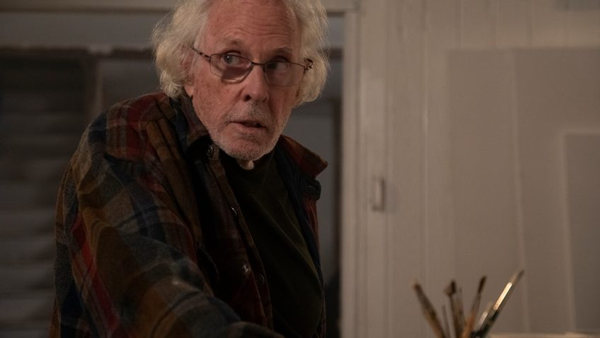 Bruce Dern and the wonderful Lena Olin grapple with family, fame, art and  Alzheimer's