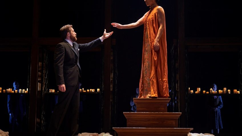 Robert Tanitch reviews the RSC's The Winter's Tale on BBC iPlayer