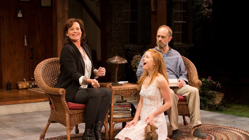 Robert Tanitch reviews Christopher Durang's Vanya, Sonia, Masha and Spike on line
