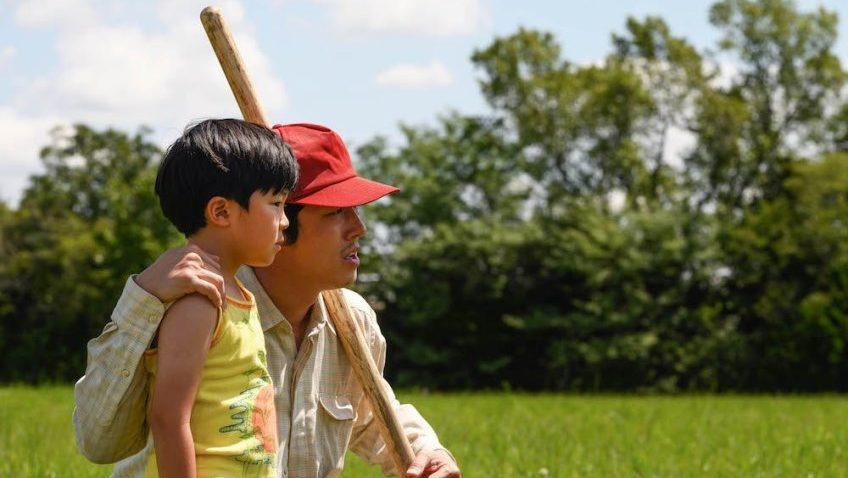 A wacky South Korean grandma arrives to save a failing marriage in Arkansas in a quasi-autobiographical drama.