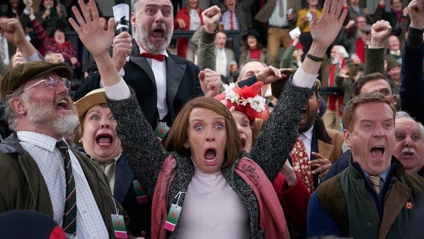 This feel-good, Welsh underdog film is true but feels formulaic.