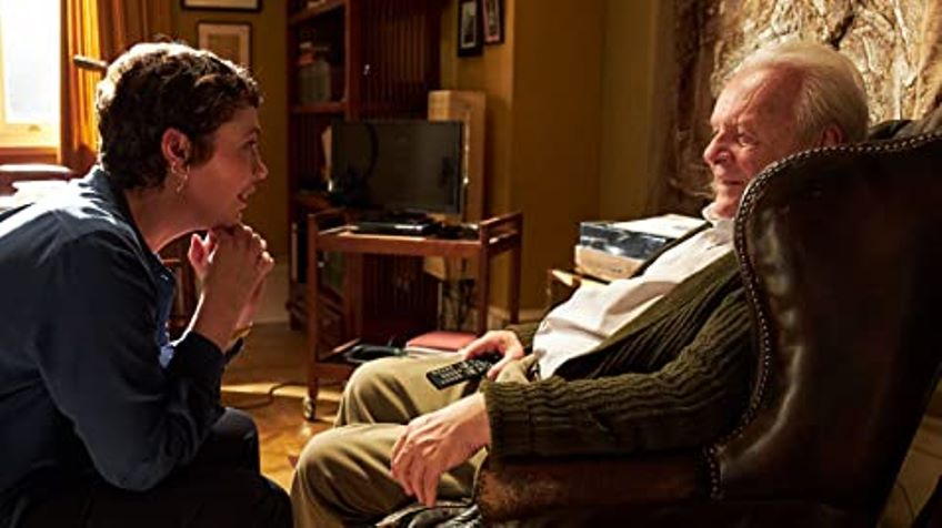 Anthony Hopkins' gives a career best performance at age 83, in Florian Zeller's triumphant film debut.