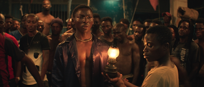 A drama set in Abidjan's notorious la MACA, about the power of story telling.