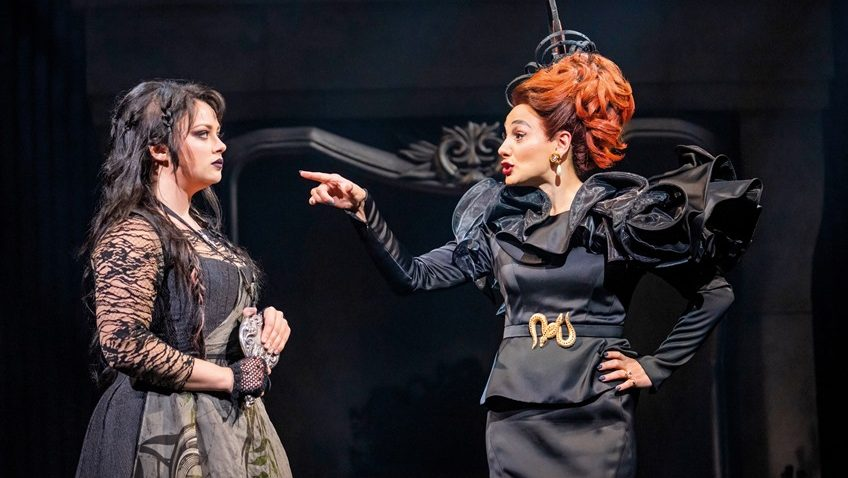 Robert Tanitch reviews Cinderella at Gillian Lynne Theatre, London