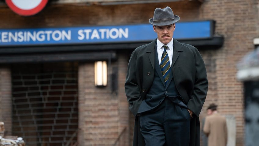 A thrilling true British espionage tale gets Benedict Cumberbatch – and an underwhelming screen adaptation.