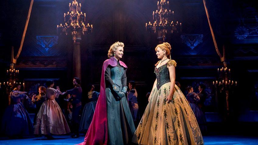 Robert Tanitch reviews Frozen at Theatre Royal, Drury Lane.