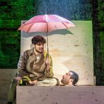 Robert Tanitch reviews Once Upon A Time In Nazi Occupied Tunisia at Almeida Theatre, London