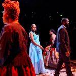 Robert Tanitch reviews Rockets and Blue Lights at National Theatre/Dorfman
