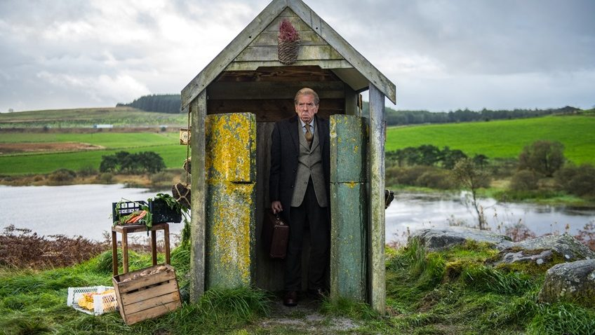Timothy Spall gives an excellent performance, but you may end up counting buses.