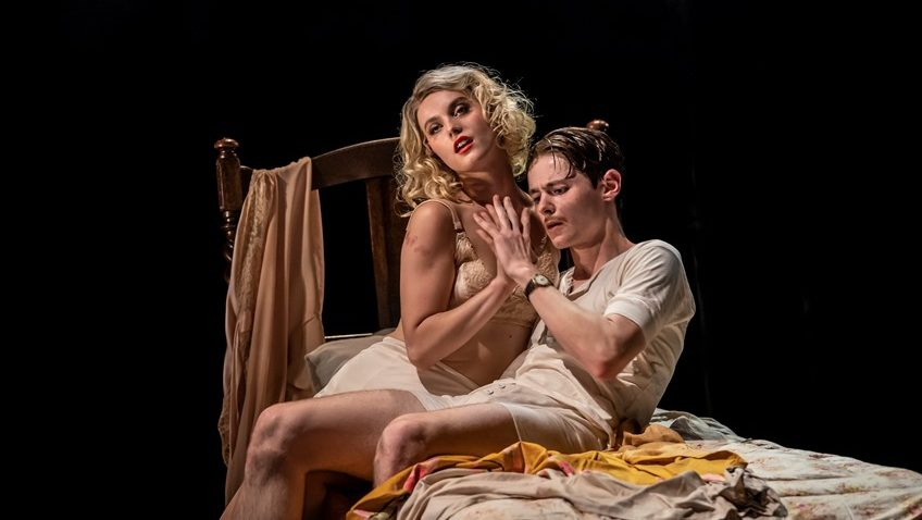 Robert Tanitch reviews The Midnight Bell at Sadler's Wells Theatre, London
