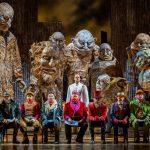 Robert Tanitch reviews ENO's Satyagraha at London Coliseum