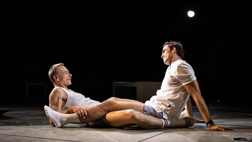 Robert Tanitch reviews The Normal Heart at the National Theatre/Olivier Theatre